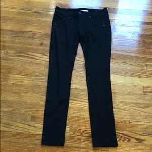 Love Fire Black stretch pants
